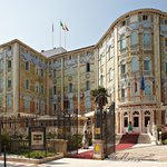 Grande Albergo Ausonia & Hungaria Wellness & Spa on Venice Lido Hotel