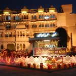 Grand Wedding at Hotel Padmini