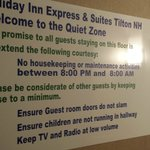 Φωτογραφία: Holiday Inn Express & Suites Tilton