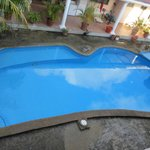 The appealing pool