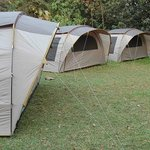 Ecomantra's Rivertrail Eco Campの写真