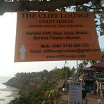 The Cliff Lounge Guesthouse Foto