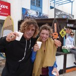 Foto di Red Star Surf & Yoga Camp