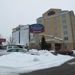 Fairfield Inn & Suites Woodbridge照片