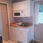 Four Winds B&B kitchenette