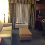 Foto van Hampton Inn & Suites Indianapolis-Airport