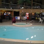 pool, vending and whirlpool