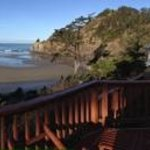 Agate Beach Motel panorama