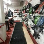 Boot Room at Hotel Diva