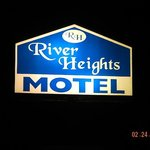 Foto van River Heights Motel