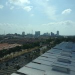 Melaka Central in the Distance