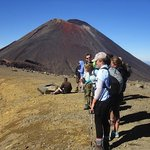 Tongariro Crossing Lodgeの写真