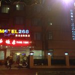 Motel 268 (Shanghai Xiangyang North Road) resmi