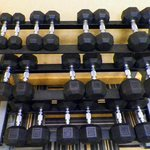 Free Weights-- for that extra strength training!!