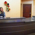 Our Wonderful Front Desk Staff is here 24 hours a day!