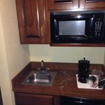 mini kitchen room 212