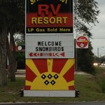 Φωτογραφία: Space Coast RV Resort