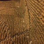 Not vacuumed floors����������vacuum the corners at least