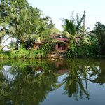 Foto van GK's Riverview Homestay