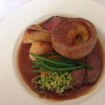 Roast beef - Sunday Lunch