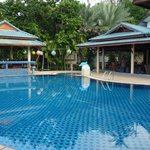 Foto de Haad Tian Beach Resort