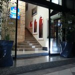 Entrance BEST WESTERN HOTEL COLOMBE