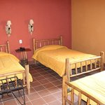 Good beds at Tambo Aymara