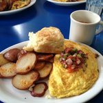 Blue Plate Special Omelet