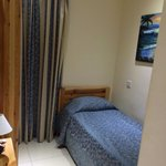 Small room but recently refurbished
