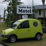 "The Yamba Sun Motel ""Snail"""
