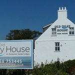 The Old Quay House Foto