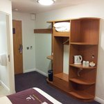 Bilde fra Premier Inn Chester Central - South East