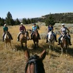 Foto de Bonanza Creek Guest Ranch