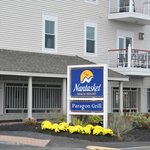 Nantasket Beach Resort Entrance