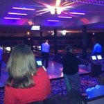 Maroon Inc Corp bowling party