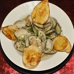 PBR Steamer Clams