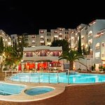 Holiday Park Santa Ponsa APartments Pool area
