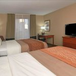 Foto de Comfort Inn Six Flags St. Louis