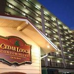 Φωτογραφία: Cedar Lodge Condominiums