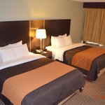 Comfort Inn & Suites Fall River Foto
