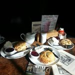 The Fountain Tea Rooms Bed and Breakfastの写真