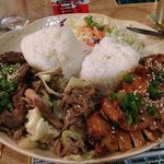 Hawaiian BBQ Dish