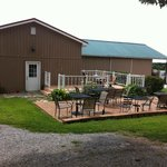 Φωτογραφία: Springhill Winery & Plantation Bed 'n Breakfast