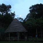 moon over Shiripuno