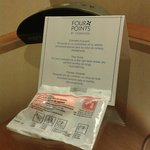 Four Points by Sheraton Santiago resmi