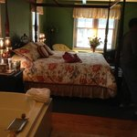 Bilde fra George Brooks House B&B