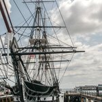 """USS Constitution, """"Old Ironsides"""""""