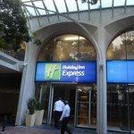 Foto di Holiday Inn Express Cape Town City Centre