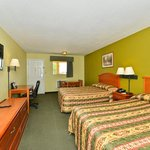 Foto de Americas Best Value Inn Wharton