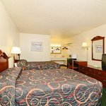 Bilde fra Americas Best Value Inn Knoxville Airport